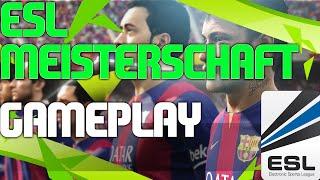 FIFA 16 GAMEPLAY - ESL Meisterschaft - SKILLS! (DEUTSCH)