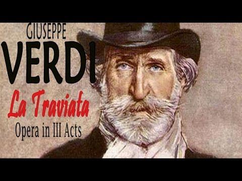 Giuseppe Verdi - VERDI: LA TRAVIATA OPERA IN III ACTS