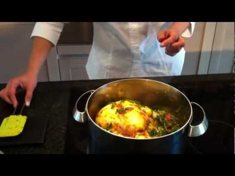Poulet aux olives fa on marocaine youtube - Youtube cuisine marocaine facile ...