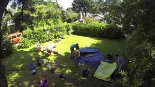 TimeLapse Luarca 2013 - Camping Los Cantiles