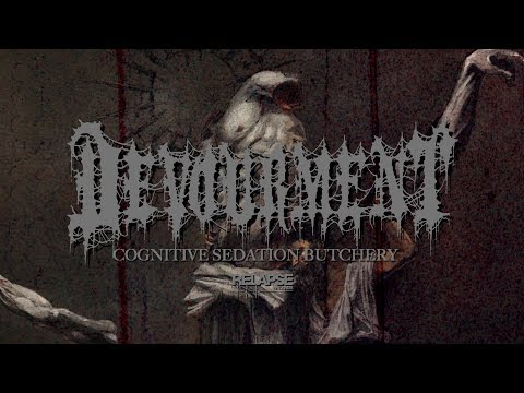DEVOURMENT - Cognitive Sedation Butchery (Official Visualizer)
