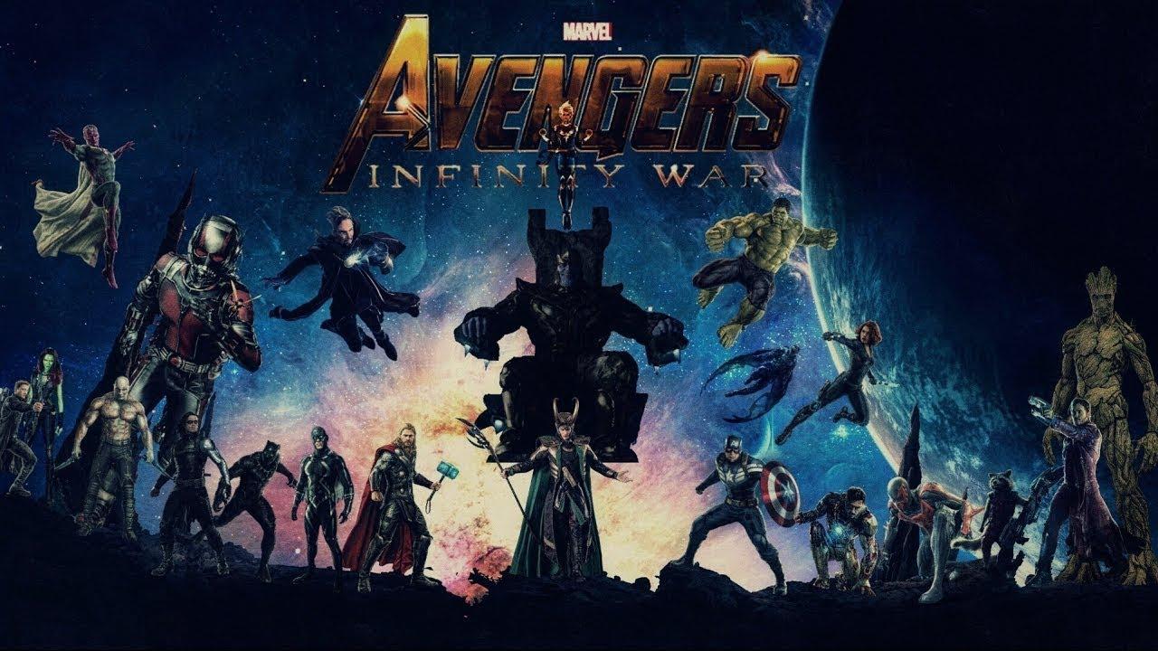 avengers infinity war trailer oficial español latino full hd - youtube