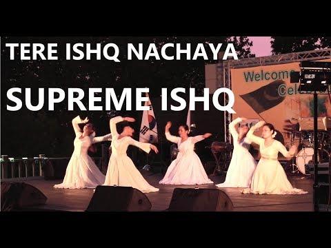 Sufi Kathak : Supreme Ishq (Tere Ishq Nachaya) Bulleh Shah