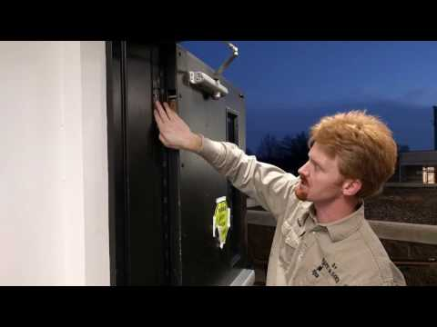 Continuous Hinge Installation And Operation