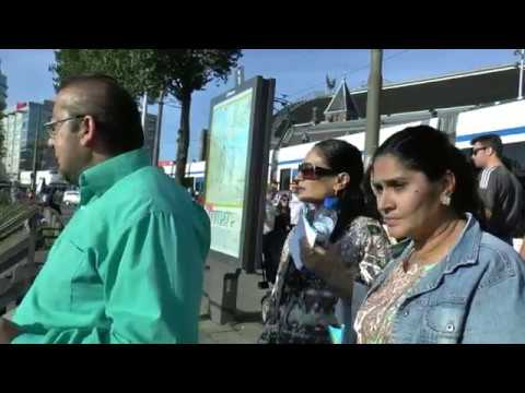 Canal Boat Tour Amsterdam HD Holland /Nederland  / Suriname