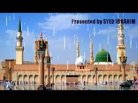 Subki bigdi banana tera kaam hai by SYED IBRAHIM, subscribe to my channel GULSHAN-E-TAIBA