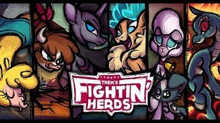 Mechanically Deep Fighter - Them's Fightin' Herds ( R2 ) Early Access Game