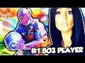 #1 RANKED GIRL BO3 PLAYER (#3 IN THE WORLD) BO4 BETA HYPE!!!