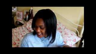 HAIR JOURNEY- RELAXED HAIR CARE (part 1) Thumbnail