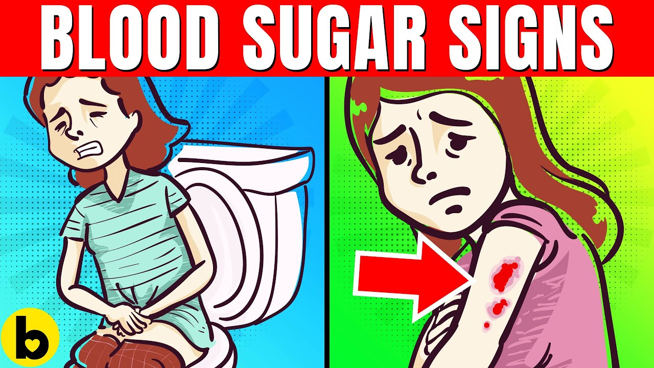 Download 16 Signs Your Blood Sugar Is High & 8 Diabetes Symptoms