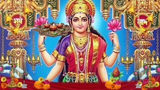 Lakshmi Ashtotrashata Namavali - 108 Names Of Lakshmi by T S Ranganathan | Daily Prayers On Lakshmi
