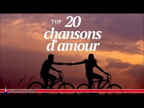 Les Chansonniers - Top 20 French Love Songs