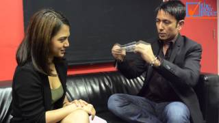 Cyril Takayama visits TNP and shows a trick or two