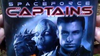 SpaceForce Captains Unboxing (PC) ENGLISH
