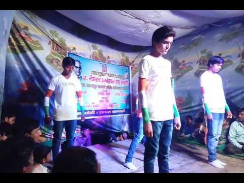 Jai Bhim Gurup Dance Hame Garv Hai Hum Sudra Hai Rk Super Dancer
