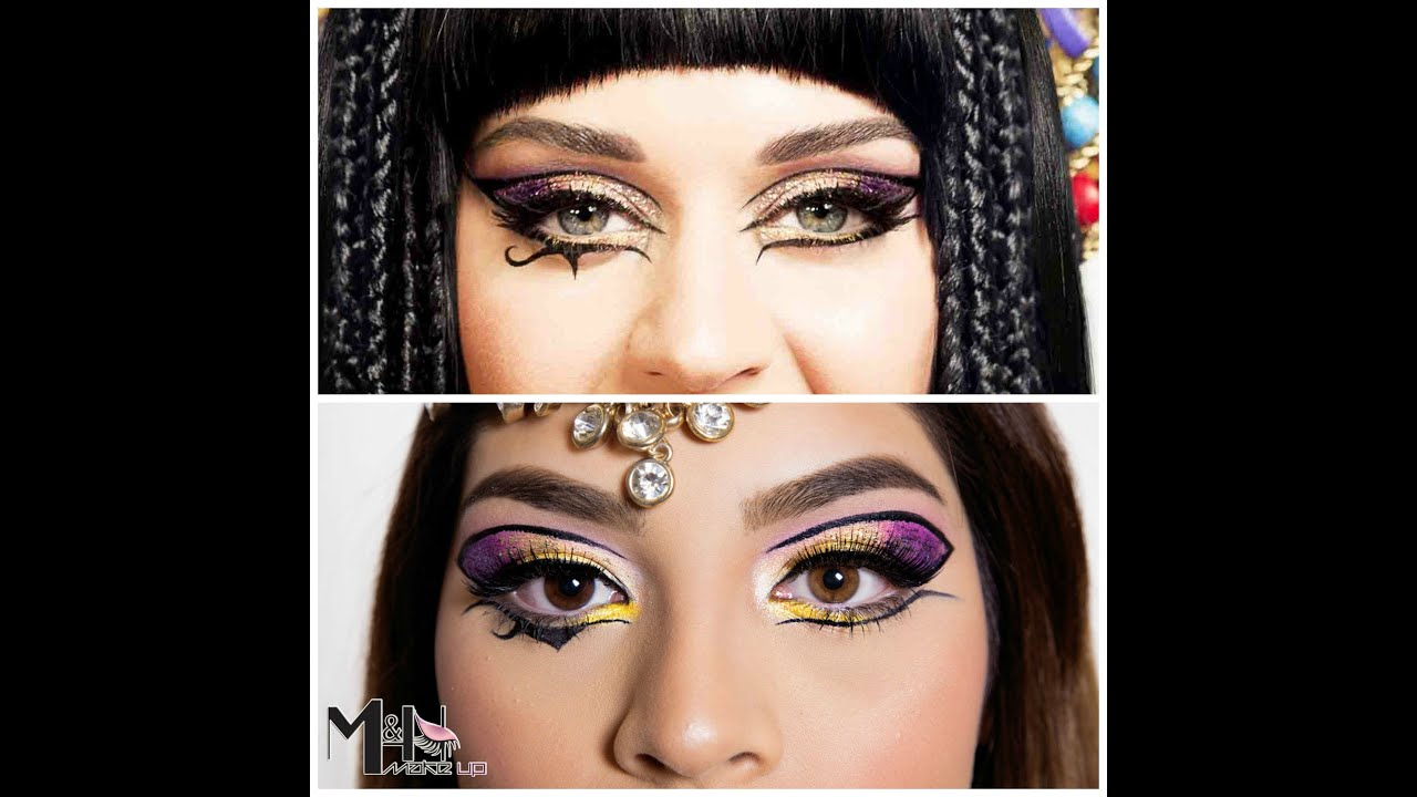 mamph make up katy perrydark horse makeup youtube