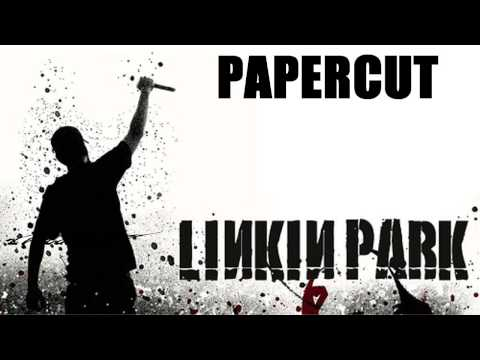 ♫Linkin Park - Papercut Lyrics [HD+MP3 Download]♫