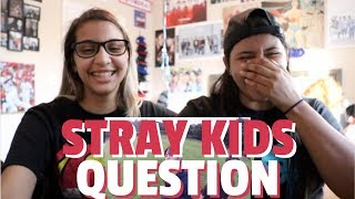 Stray Kids(스트레이 키즈) 'Question' Video (Street Ver.) REACTION!!!
