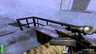 Return To Castle Wolfenstein |Mission 5-Deatshead's Playground:Part 1-Ice Station Norway|