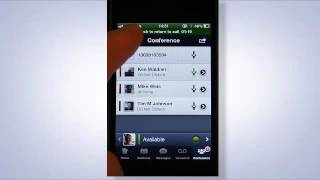 Avaya Demo for Mobile Office Productivity