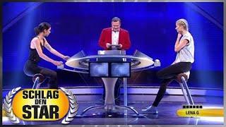 Spiel 10 - Blamieren oder Kassieren - Schlag den Star