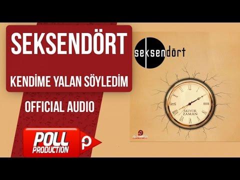 Seksendört - Kendime Yalan Söyledim - ( Official Audio )