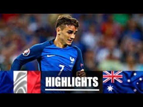 Download France v Australia 2-1  2018 FIFA World Cup Russia™ - Match 5