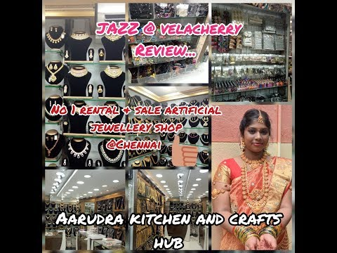 JAZZ collections @ velachery haul collections and review ...Part 1