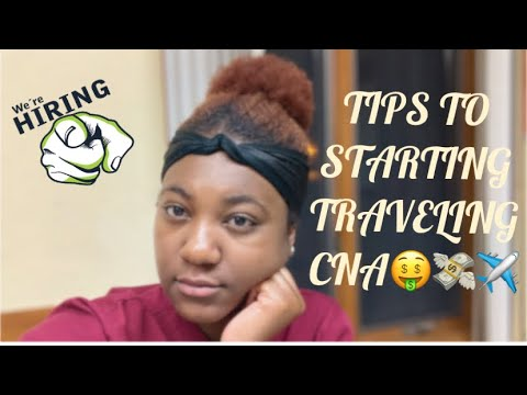 #REALFACTS & TIPS To Becoming A Traveling CNA 💸✈️✍🏽