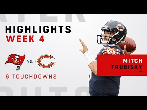 Trey White - BEARS WIN TODAY AGAINST TAMPA BAY!
