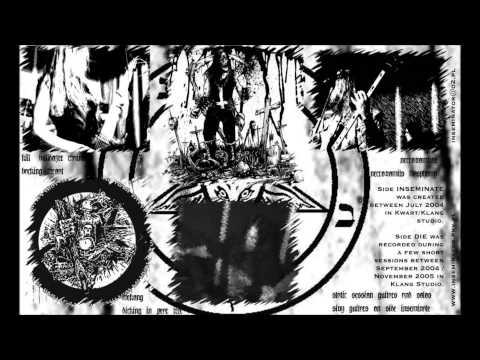 Inseminator - Deaththrash Coma - Rotten Insemination (full album)