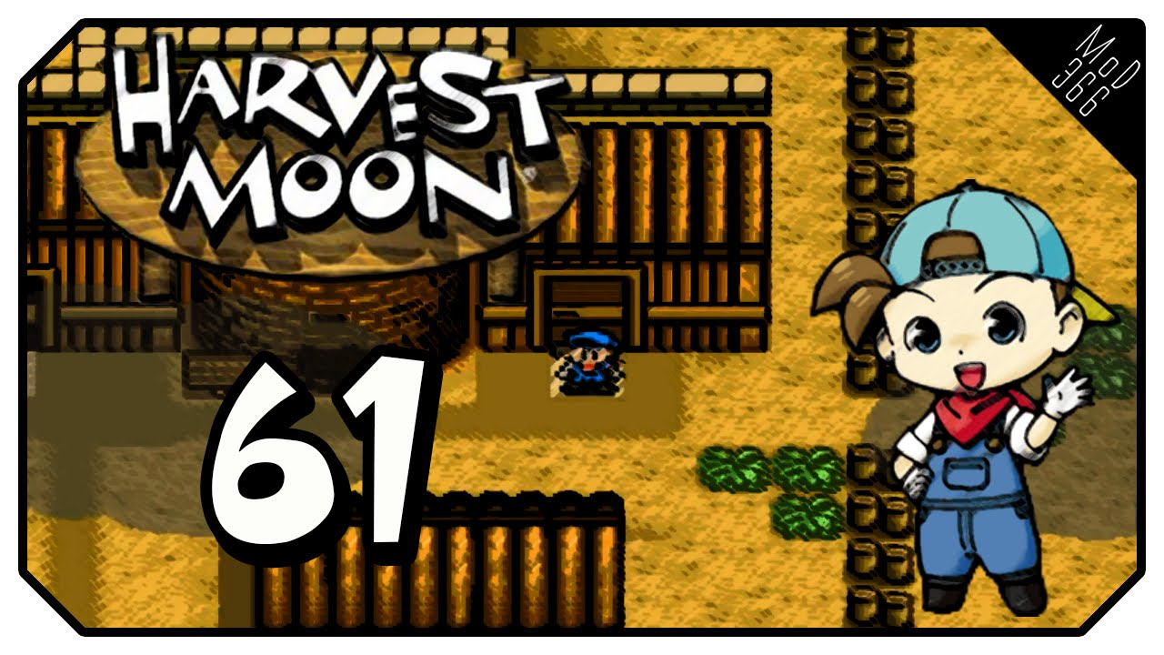Let's Play Harvest Moon - Part 61 - Erste Endgame ...