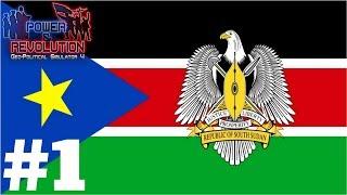 Geopolitical Simulator 4 2018- South Sudan - pt 1: Cuts cuts and more cuts