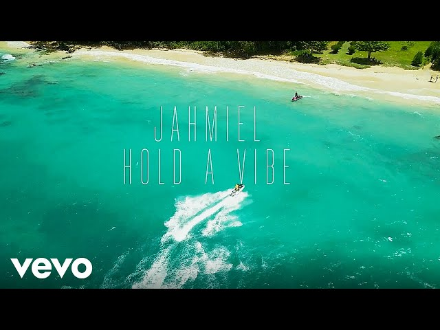 Jahmiel - Hold A Vibe (Official Music Video)