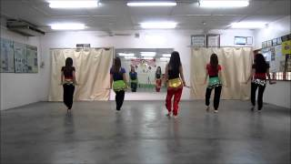 Made In India- line dance