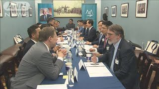 輸出規制、徴用工問題・・・日米韓の国会議員が論戦(19/07/27)