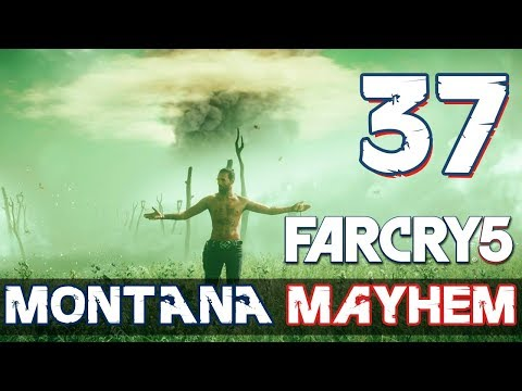 [37] Montana Mayhem (Let's Play Far Cry 5 PC w/ GaLm)