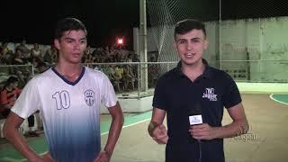 Copa Severino Correia APPU 3x0 Patos Melhores Momentos e entrevistas