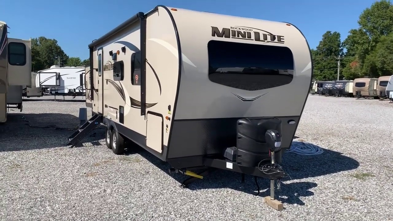 2020 2511S Rockwood Mini-Lite T.T. by Forest River - YouTube