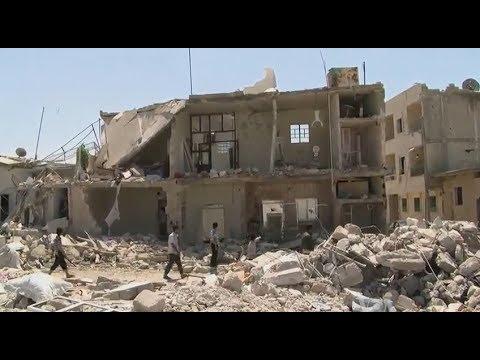 أخبار عربية | النظام السوري يقصف #جوبر بالكيماوي  - نشر قبل 17 دقيقة