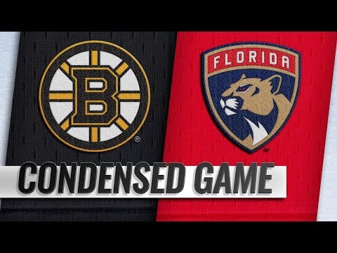 12/04/18 Condensed Game: Bruins @ Panthers
