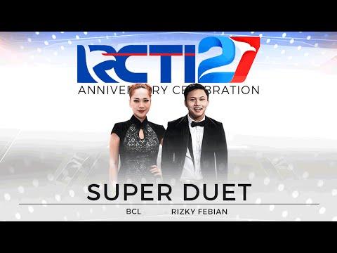 Cover Lagu Super Duet Rizky Febian Dan Bunga Citra Lestari Hut Rcti27