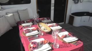 Inside Charter Yacht Lolalita - Sailing Catamaran Lolalita - Sailing BVI