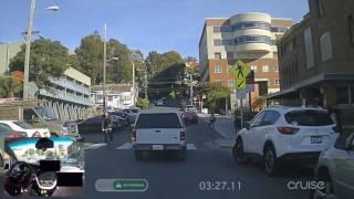 شاهد: تجربة واقعية لشيفروليه بولت ذاتية القيادة بشوارع أمريكا
