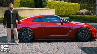 GTA 5 REAL LIFE MOD#145-BUYING MY DREAM CAR AT AGE 21