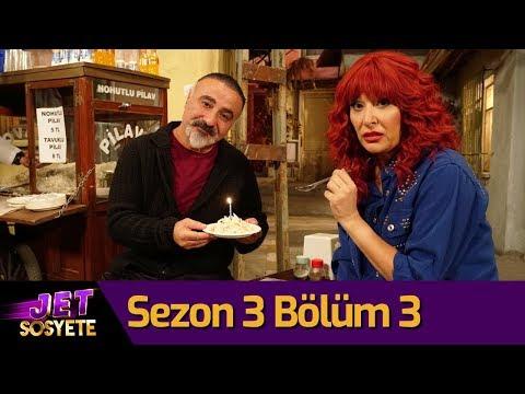 Jet Sosyete 3. Sezon 3. Bölüm