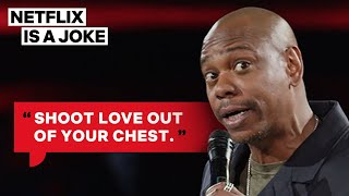 Dave Chappelle Learned The Care Bear Stare | Netflix Is A Joke
