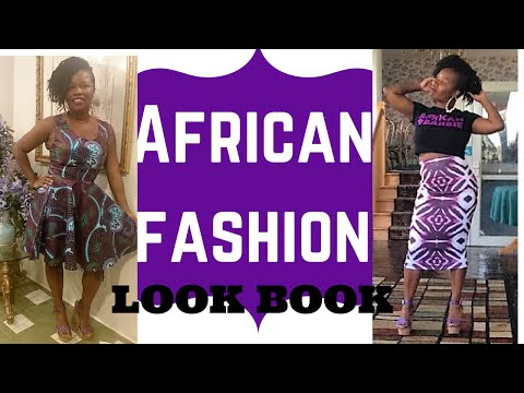 Zuvaa Pop Up Shop Philly: African/Ankara Print Fabric Fashion Look Book