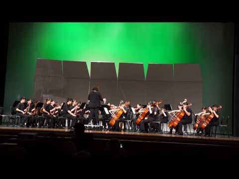 2016-10 Autumn Fowler Concert Advanced Symphonic - Ghost of Brandenburg