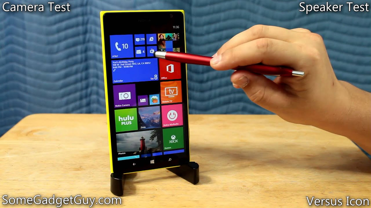 ffe8f637283750 The Nokia Lumia 1520 Long Term Review! (AT T Edition) - YouTube